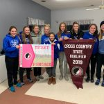 Girls Cross Country Qualifies For State