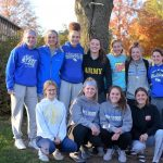 Girls Cross Country Finish 2nd at Conference