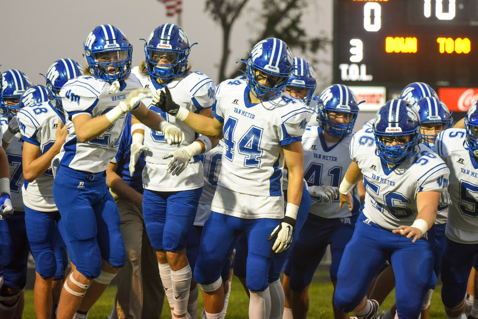 2nd Round Playoffs: Van Meter vs. AC/GC – Friday, Oct 23 @ 7:00 PM (Guidelines & Live Streaming Info for Fans)