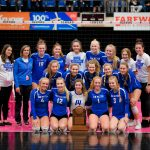 Van Meter Volleyball Falls in State Quarterfinals