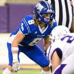 Calvin Sieck Selected to the 2021 Iowa Shrine Bowl