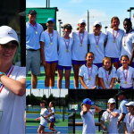 Varsity Girls Tennis Win State