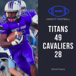 Titans Beat Robert E. Lee