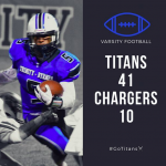 Titans Move to 2A State Semifinals
