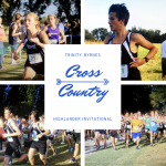 Cross Country Competes at Highlander Invitational