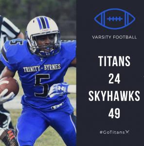 Titans vs Skyhawks