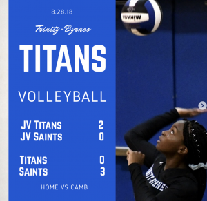 TBCS Volleyball vs Christian Academy