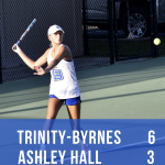 Titan Tennis beats Ashley Hall
