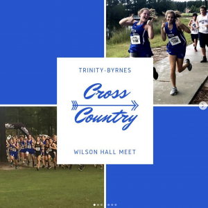 Cross Country at Wilson Hall Meet