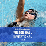 TBCS Swim at Wilson Hall Invitational