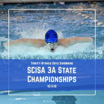Boys Swimming 3A State Championship