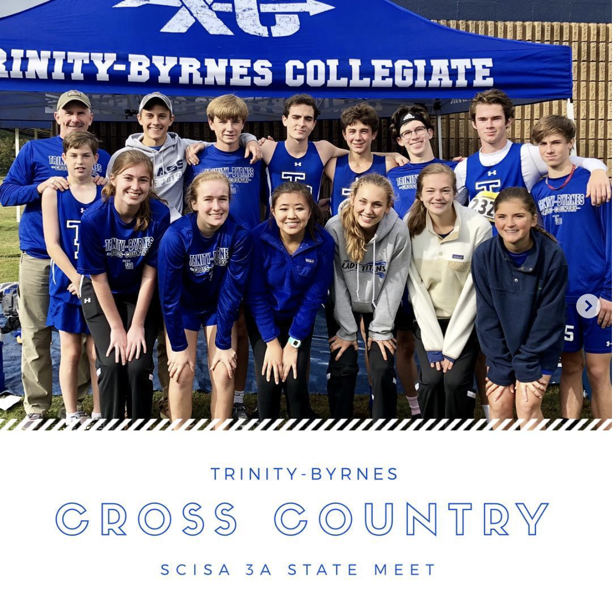 Cross Country Goes to State Meet