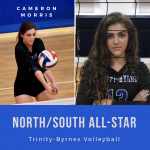 Morris Named North/South All-Star
