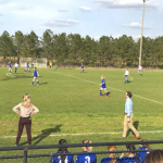 Head Scores a Hat Trick to Defeat Pee Dee