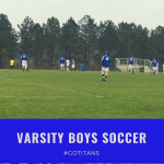 Varsity Boys Soccer Defeats Laurence Manning