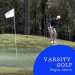 Golf Wins Region Match