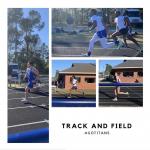 Track Team Wins Meet