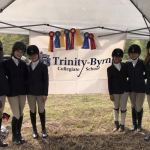 Equestrian Team finishes 3rd Overall