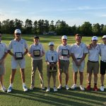 Golf Wins Final Region Match