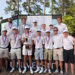 Golf 3A State Champions!