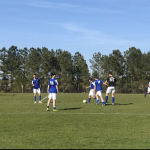 Varsity Boys Soccer Advances to Playoffs
