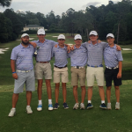 Varsity Golf Plays at Palmetto Golf Club