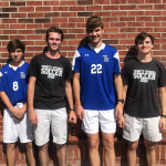 Four Players Named to All Region Team