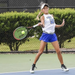 Lady Titans Varsity Tennis Season Opener