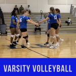 Varsity Volleyball vs Hammond