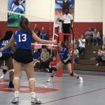 Varsity Volleyball Defeats Orangeburg Prep