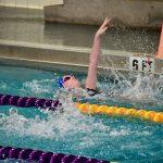 Swim Competes in Oakbrook Invitational