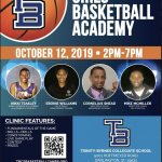 Join Us For Our Girls Basketball Academy
