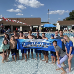 Swim Team Competes at Wilson Hall Championship