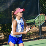 Tennis Advances to Playoffs with 11-0 Regular Season