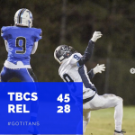 TBCS Beats Robert E. Lee