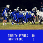 TBCS Shutsout Northwood in First Round Playoff Game