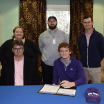 Phipps Signs with High Point University