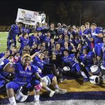 Football Wins SCISA 2A State Championship