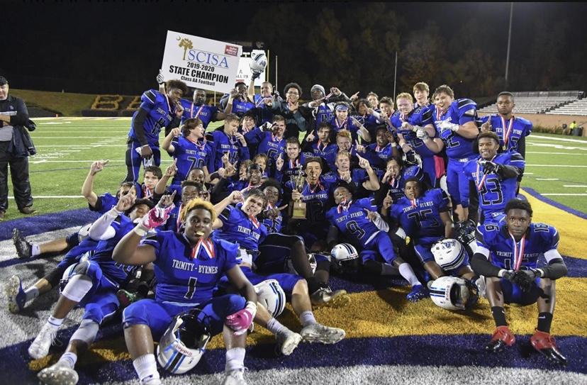 Football Wins SCISA 2A State Championship