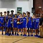 Varsity Boys Finish 3rd in Conway Christian Tourney