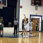 B-Team Girls Defeat Thomas Hart