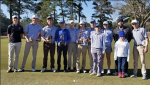 Golf Wins Cardinal Newman Invitational