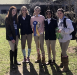 TBCS Wins at Winter Horse Show