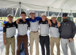 Titan Golf Team Leading the Patriot Invitational After Day 1