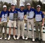 Titan Golf Wins Patriot Invitational