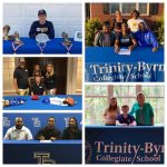 Baker, Howle, Lambert, Jones, Strukie Sign to Play in College