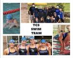 Swim Travels to Spartanburg Christian Academy Invitational