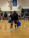 Senior Night for Volleyball