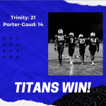Varsity Football Wins