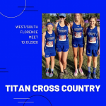Cross Country West/South Florence Meet